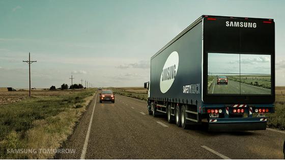 modern trucks
